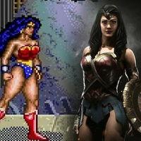 Así ha evolucionado Wonder Woman en los videojuegos