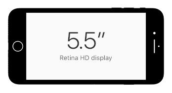Resolucion Iphone 8 Plus