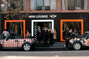 Restaurante MINI Lounge en Madrid