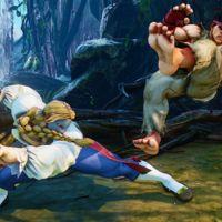 Los servidores de Street Fighter V están dando problemas de conexión
