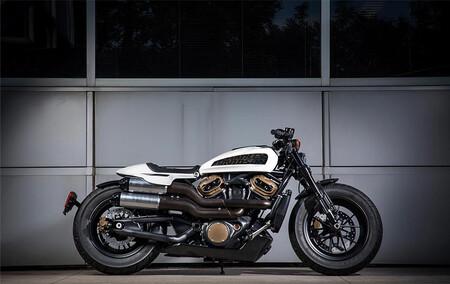 Harley Davidson Custom 1250 Altas Prestaciones 2021 2