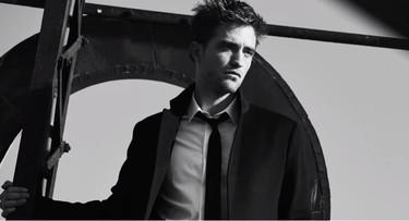 Dior Homme Intense City una fragancia tan intensa y enigmática como Robert Pattinson