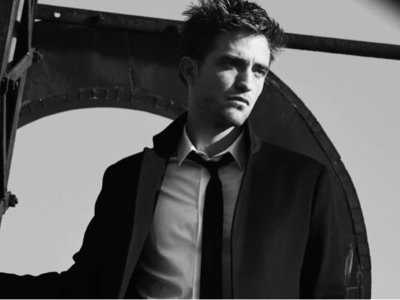 Dior Homme Intense City una fragancia tan intensa y enigmática como Robert Pattinson