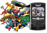 Marvel y sus comics en teléfonos móviles