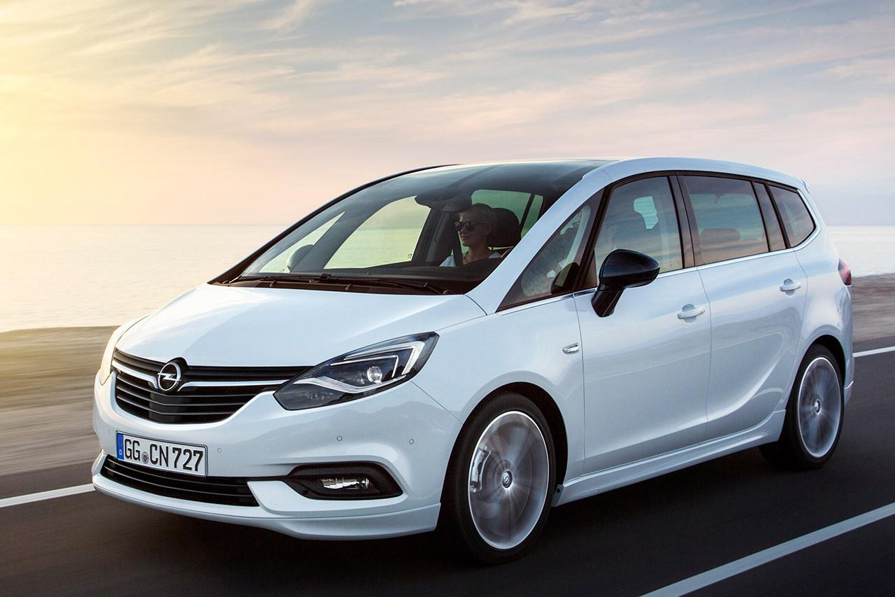 Foto de Opel Zafira 2016 (1/14)