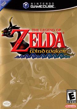 Zelda Wind Waker portada