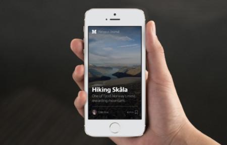 La plataforma de blogs Medium lanza su aplicación oficial de iOS