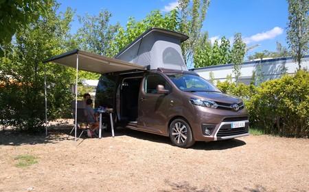 Toyota Proace Camper Prueba 6