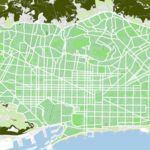 Barcelona estrena las 'superillas': trazados urbanos que marginan a los coches en favor de peatones y bicicletas