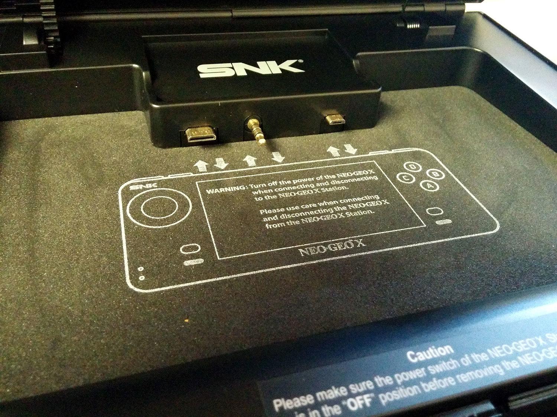 Foto de Galería de fotos de Neo Geo X Gold (12/34)