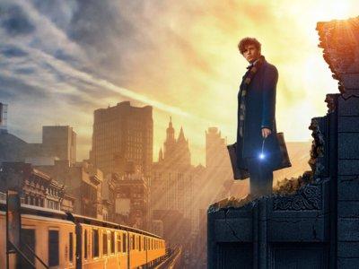 'Animales fantásticos y dónde encontrarlos', emocionante vídeo con nuevas escenas del spin-off de Harry Potter