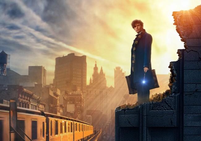 Eddie Redmayne es el nuevo mago de la saga Harry Potter