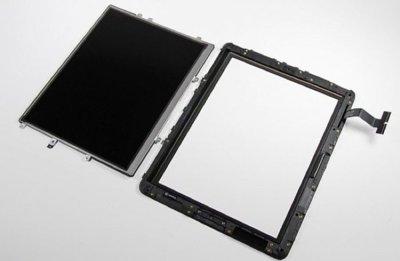 Apple retiene el 60% de la producción de paneles táctiles del 2011