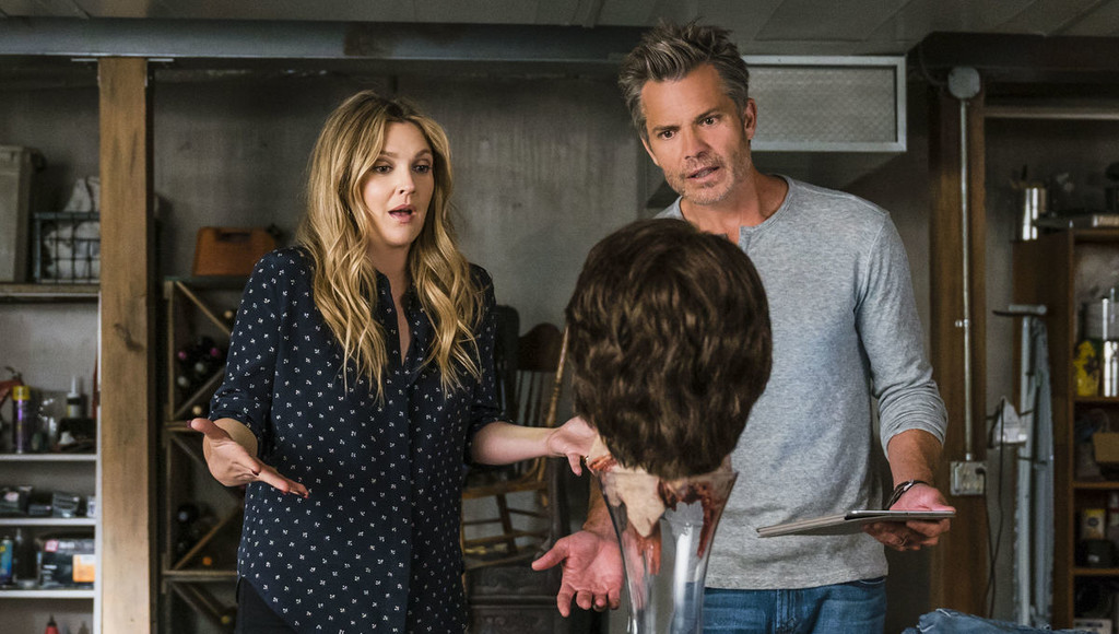 'Santa Clarita Diet' cancelled: comedy zombie Netflix does not have season four