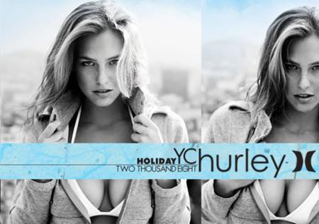 Bar Rafaeli nueva cara de la marca surfera Hurley