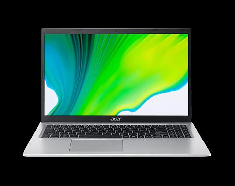 Laptop Acer Aspire 5 con pantalla Full HD de 15,6 pulgadas, Intel Core i3-1115G4 de 11ª generación, 4 GB de RAM y SSD NVMe de 128GB