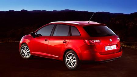 SEAT Ibiza ST 2012