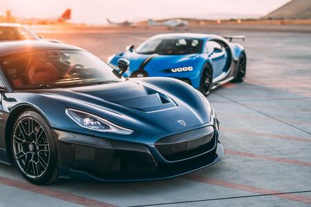 Bugatti Rimac LLC
