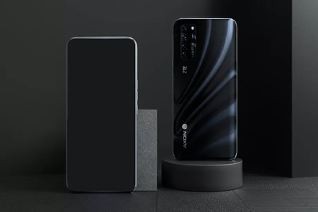 """Así luce el primer smartphone del mundo con cámara """"invisible"""" bajo la pantalla: ZTE nos enseña su nuevo Axon 20 5G"""