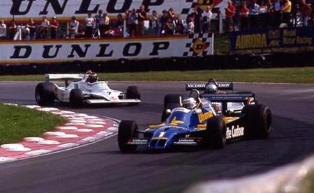 Campeonatos nacionales de Fórmula 1: Gran Bretaña, corto pero intenso