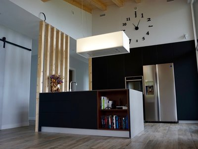 La cocina adaptada en vivienda Passivhaus gana el concurso Dis(eño)capacidad de Cosentino y Pino