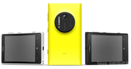 Nokia Lumia 1020 no quiere esperar más