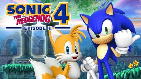 Sonic 4 Episode II ya es gratis en iOS y Android. ¡SEGA Forever suma y sigue!