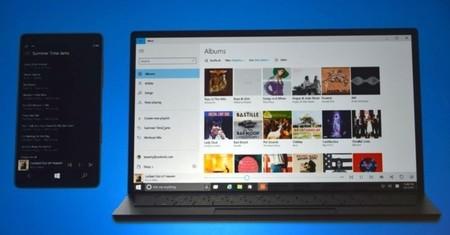 Windows 10 para móviles también ofrecerá soporte nativo para FLAC