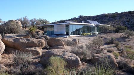 Casas poco convencionales: vivir en el desierto (II)