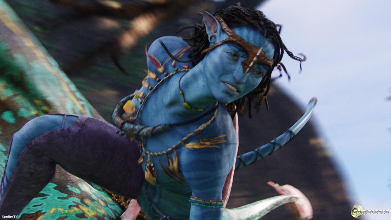 Foto de 'Avatar', más fotos de lo nuevo de James Cameron (3/8)