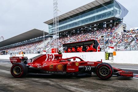 Ferrari Philip Morris 2018