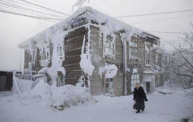 Foto de El lugar más frío del mundo (4/19)