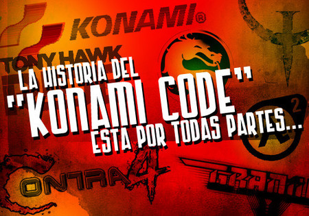 Konami Code, la historia del mejor huevo de Pascua