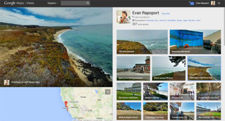 Google Maps Views, un nuevo lugar para compartir y explorar las Photo Spheres