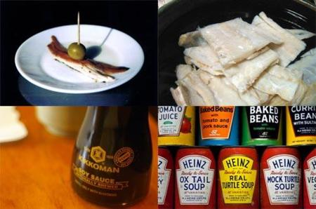 Adivina adivinanza: ¿Qué alimento contiene más sal?