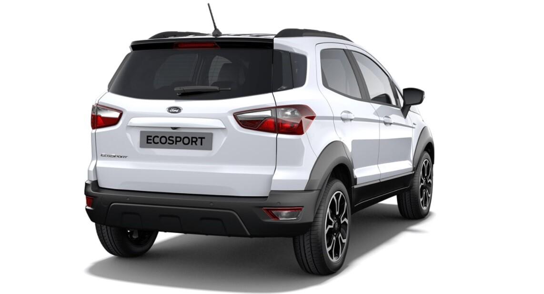 Foto de Ford EcoSport Active 2021 (6/18)