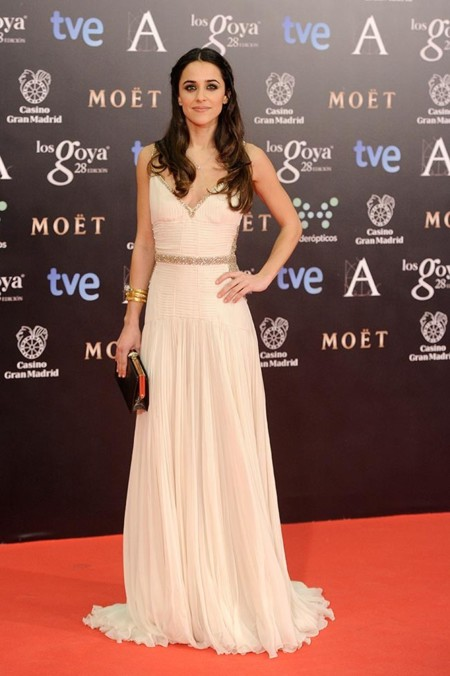 Macarena Garcia Roberto Cavalli Mejor Vestidas 2014