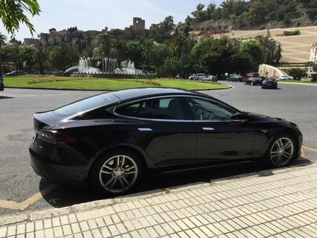Cabify Tesla