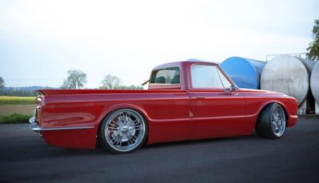 Chevy Motorpasion 115