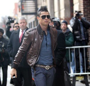 Cristiano Ronaldo o como sobresaturar una única firma: Gucci
