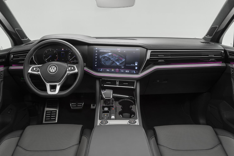 Foto de Volkswagen Touareg 2018 (68/87)