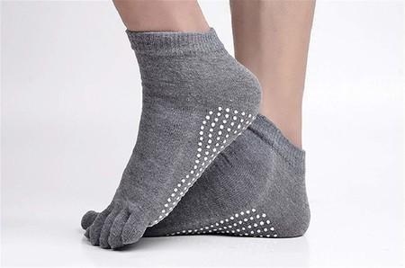 Calcetines Yoga Hombre