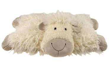 Peluche oveja para decorar la habitación infantil