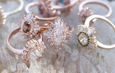 """A estos anillos de compromiso tan originales les decimos """"sí, quiero"""""""