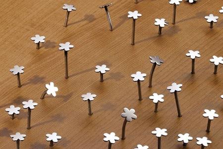 clavos flores