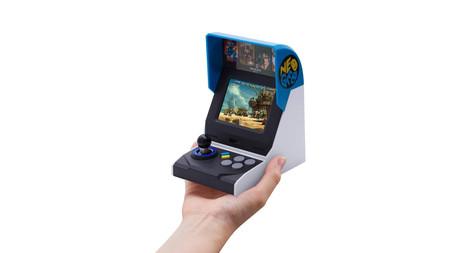 El Neo Geo Mini ya se puede comprar en México, este es su precio