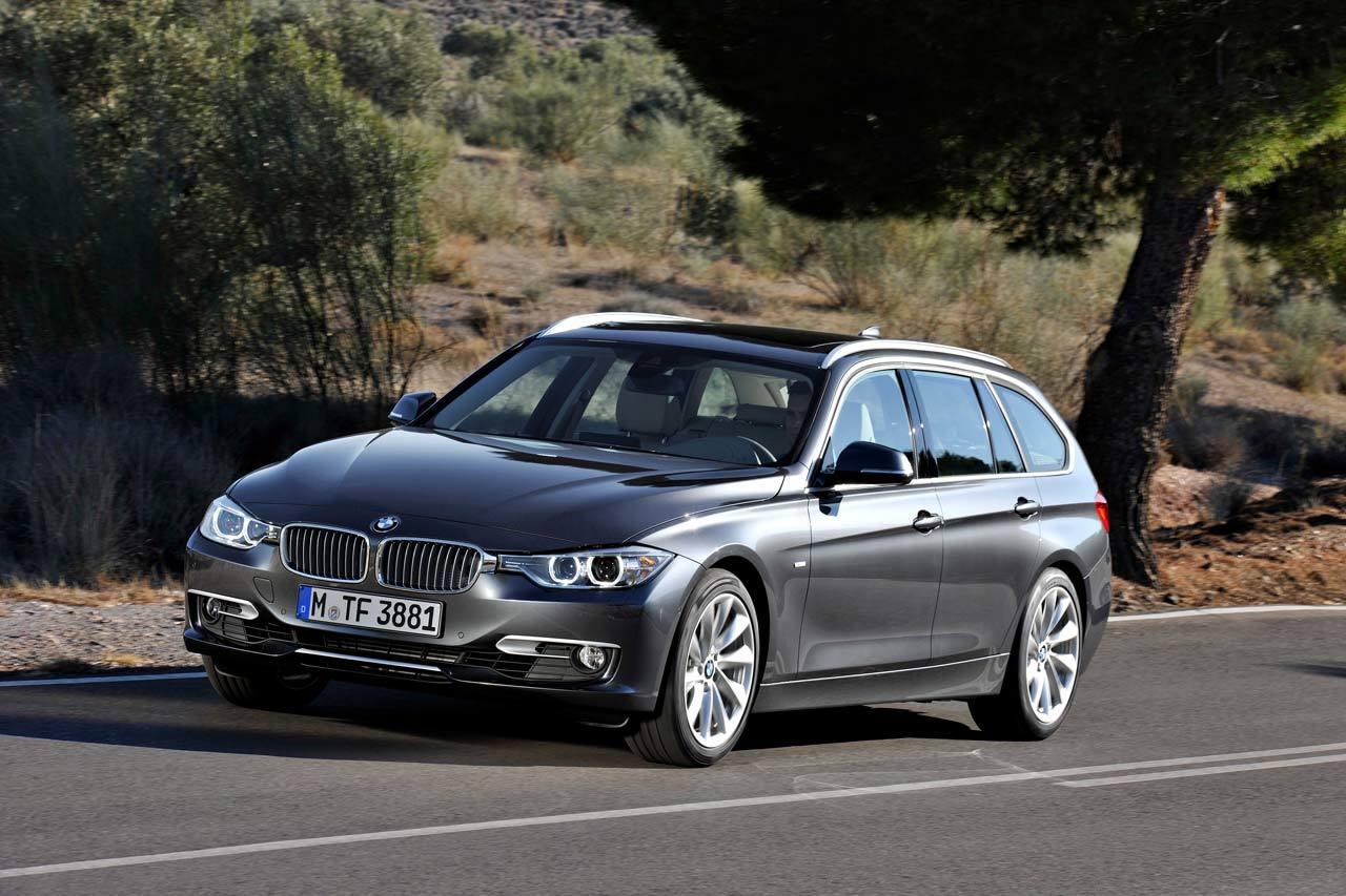 Foto de BMW Serie 3 Touring 2012 (2/43)