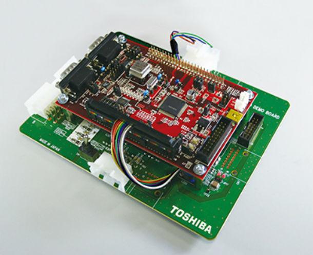 controlador de baterías BMS Toshiba