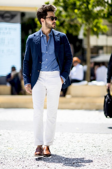 Pantalones Blancos 20