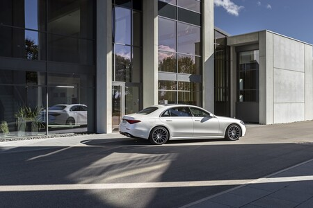 Mercedes Benz Clase S 2020 007